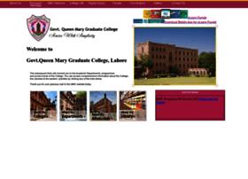 Qmc.edu.pk