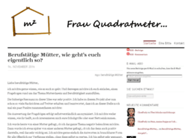 quadratmeter.wordpress.com