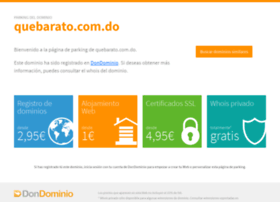 quebarato.com.do