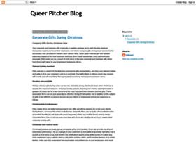 Queerpitcher.blogspot.com