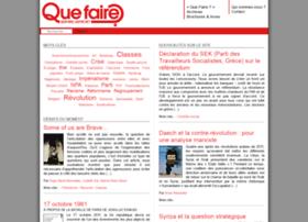 quefaire.lautre.net