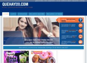 quehayparahacer.com