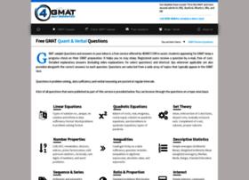 questionbank.4gmat.com