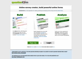 questionform.com