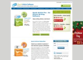 Quickarticlepro.com
