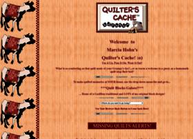 quilterscache.com