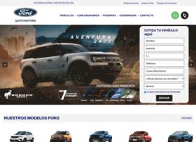 Quitomotors.com.ec