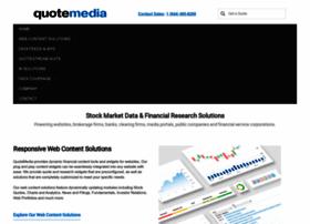 quotemedia.com