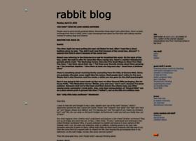 rabbitblog.com