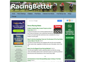 racingbetter.co.uk