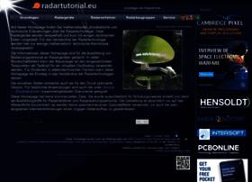radartutorial.eu