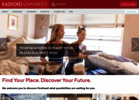 radford.edu