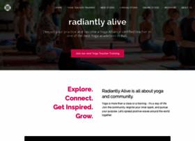 radiantlyalive.com