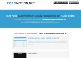 radiofantasiayamigos.foromotion.net