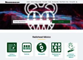 radiohead.mx