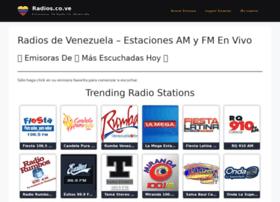 Radios.co.ve
