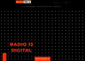radiotrece.com.mx