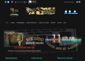 raizesdeumbanda.com