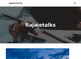 rajaietalks.com