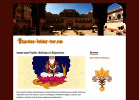 rajasthan-holiday-tour.com
