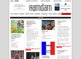 ramdam.com