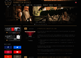 rammsteinworld.com