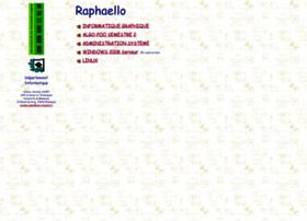 raphaello.univ-fcomte.fr