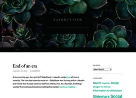 rashmisinha.com
