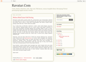 ravatar.blogspot.com