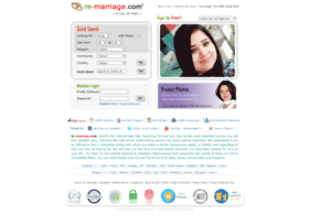 re-marriage.in