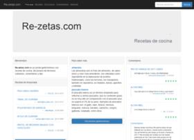 re-zetas.com