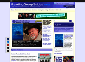 readinggroupguides.com