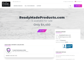readymadeproducts.com