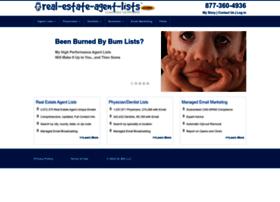 real-estate-agent-lists.com
