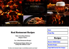 real-restaurant-recipes.com