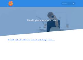 realitytvcalendar.com