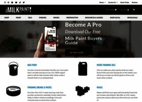 Realmilkpaint.com