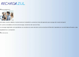 Recargazul.com