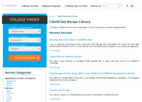 recipes.chef2chef.net
