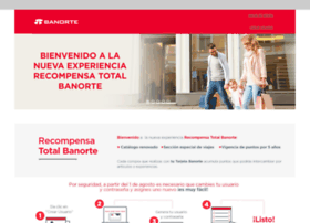 Recompensatotalbanorte.com