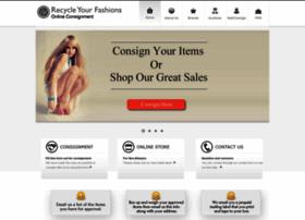 recycleyourfashions.com