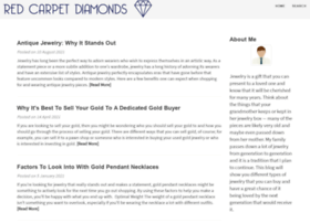 redcarpetdiamonds.com