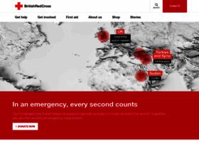 redcross.org.uk