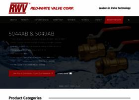 redwhitevalvecorp.com