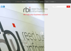 Reedbusinessinformation.com