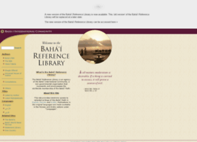 reference.bahai.org