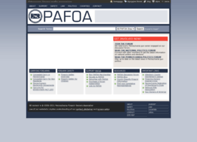 reference.pafoa.org