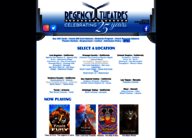 regencymovies.com