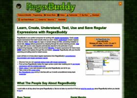Regexbuddy.com