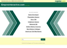 Registrations.empireinteractive.com